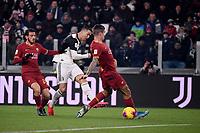 Cristiano Ronaldo of Juventus scores the goal of 1-0 <br /> Torino 22/01/2020 Juventus Stadium <br /> Football Italy Cup 2019/2020 <br /> Juventus FC - AS Roma <br /> Photo Federico Tardito / Insidefoto