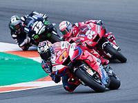 MotoGP race of Valencia 2019 at  Ricardo Tormo circuit on November 17, 2019.<br /> JACK MILLER