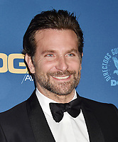 HOLLYWOOD, CA - FEBRUARY 02: Bradley Cooper  attends the 71st Annual Directors Guild Of America Awards at The Ray Dolby Ballroom at Hollywood &amp; Highland Center on February 02, 2019 in Hollywood, California.<br /> CAP/ROT/TM<br /> &copy;TM/ROT/Capital Pictures