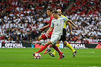 John Stones (Manchester City) of England during the FIFA World Cup qualifying match between England and Malta at Wembley Stadium, London, England on 8 October 2016. Photo by David Horn / PRiME Media Images.