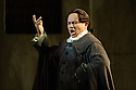 English National Opera presents THE BARBER OF SEVILLE, by Gioachino Rossini, directed by Jonathan Miller, at the London Coliseum. Picture shows: Eleazar Rodriguez (Count Almaviva).