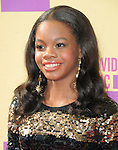 Gabby Douglas at The 2012 MTV Video Music Awards held at Staples Center in Los Angeles, California on September 06,2012                                                                   Copyright 2012  DVS / Hollywood Press Agency