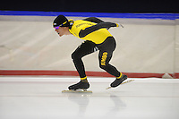 SCHAATSEN: HEERENVEEN: 24-10-2014, IJsstadion Thialf, Topsporttraining Team LottoNL - Jumbo, Gerben Jorritsma, ©foto Martin de Jong