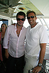 Jeff Branson & Walt Willey - 11th Annual SoapFest - Cruisin' & Schmoozin' on the Marco Island Princess to raise dollars to benefit Marco Island YMCA, theatre program & Art League of Marco Island on May 2, 2009 on Marco Island, FLA. (Photo by Sue Coflin/Max Photos)
