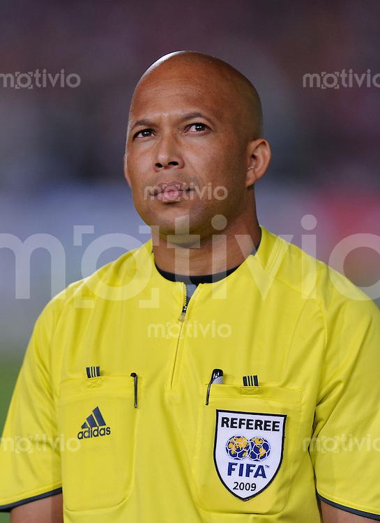 Fussball International   WM  2010  Qualifikation  Afrika  14.11.2009 Aegypten - Algerien Jerome DAMON (RSA)