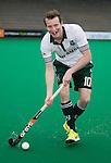 ROTTERDAM - hockey international Seve van Ass met bitje voor SPTL. COPYRIGHT KOEN SUYK