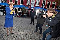 Utrecht, 26 september 2013<br /> Nederlands Film Festival 2013<br /> Premiere Zusjes. Anneke Gronloh poseert voor de pers.<br /> Foto Felix Kalkman