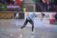 SPEEDSKATING: HAMAR: Vikingskipet, 29-02-2020, ISU World Speed Skating Championships, Allround, 5000m Men, Bart Swings (BEL), ©photo Martin de Jong
