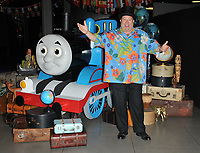 The Fat Controller at the &quot;Thomas &amp; Friends: Big World! Big Adventures!&quot; UK film premiere, Vue West End, Leicester Square, London, England, UK, on Saturday 07 July 2018.<br /> CAP/CAN<br /> &copy;CAN/Capital Pictures