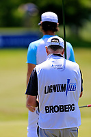 Kristoffer Broberg (SWE) during the first round of the Lyoness Open powered by Organic+ played at Diamond Country Club, Atzenbrugg, Austria. 8-11 June 2017.<br /> 08/06/2017.<br /> Picture: Golffile | Phil Inglis<br /> <br /> <br /> All photo usage must carry mandatory copyright credit (&copy; Golffile | Phil Inglis)