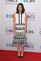LOS ANGELES, CA - JANUARY 09: Olivia Munn at the 39th Annual People's Choice Awards at Nokia Theatre L.A. Live on January 9, 2013 in Los Angeles, California. Credit: mpi21/MediaPunch Inc. /NORTEPHOTO