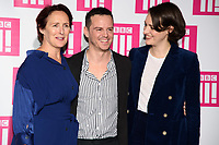 "Andrew Scott, Fiona Shaw and Phoebe Waller Bridge<br /> at the ""Fleabag"" season 2 screening, at the BFI South Bank, London<br /> <br /> ©Ash Knotek  D3474  24/01/2019"