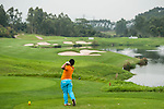 Players in action on day 3 of the 9th Faldo Series Asia Grand Final 2014 golf tournament on March 20, 2015 at Faldo course in Mid Valey Golf Club in Shenzhen, China. Photo by Xaume Olleros / Power Sport Images