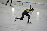 SCHAATSEN: HEERENVEEN: 04-02-2017, KPN NK Junioren, Junioren A Heren 1000m, Tijmen Snel, ©foto Martin de Jong