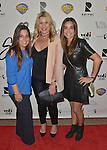 CORAL GABLES, FL - FEBRUARY 28: Sylvia Rives, Maria Tartaglia and Yami Rives-Gonzalez attend the Miami Premiere of RatPac Documentary Films One Day Since Yesterday: Peter Bogdanovich and the Lost American Film' followed by Q&A at Miracle Theater inside the Actors Playhouse on February 28, 2017 in Coral Gables, Florida. ( Photo by Johnny Louis / jlnphotography.com )