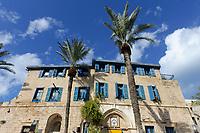 Jaffa Visitors Center.