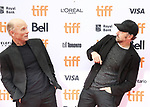 Ed Harris and Jason Sudeikis attend the 'Kodachrome' Premiere during the 2017 Toronto International Film Festival at Princess of Wales Theatre on September 8, 2017 in Toronto, Canada.