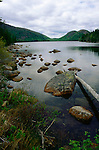 Jordan Pond in Acadia National Park, Maine