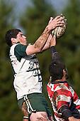 Jamie Metcalfe. Counties Manukau Premier rugby game between Karaka & Manurewa played at the Karaka Domain on July 5th 2008..Karaka won 22 - 12.