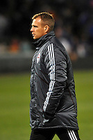 Rapids Coach Gary Smith...Kansas City Wizards defeated Colorado Rapids 1-0 at Community America Ballpark, Kansas City, Kansas.