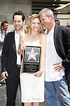 Michelle Pfeiffer .Michelle Pfeiffer receives a star on the Hollywood of Fame at Hollywood & Highland on August 6, 2007.  .Photo by Nina Prommer/Milestone Photo