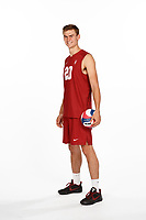 Stanford, CA -- October 9, 2018: Stanford Men's Volleyball Photo Day.