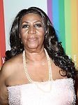 Aretha Franklin attending the 35th Kennedy Center Honors at Kennedy Center in Washington, D.C. on December 2, 2012
