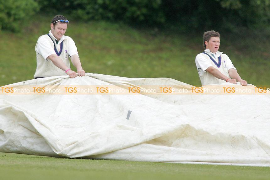 Saffron Walden CC vs Ilford CC - Essex Cricket League - 21/05/05 - MANDATORY CREDIT: Gavin Ellis/TGSPHOTO - SELF-BILLING APPLIES WHERE APPROPRIATE. NO UNPAID USE -  Tel: 0845 0946026