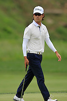 Kevin NA (USA) putts on the 8th green during Thursday's Round 1 of the 2014 PGA Championship held at the Valhalla Club, Louisville, Kentucky.: Picture Eoin Clarke, www.golffile.ie: 7th August 2014
