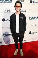 LOS ANGELES, CA - NOVEMBER 13: Dillon Lane at People You May Know at The Pacific Theatre at The Grove in Los Angeles, California on November 13, 2017. Credit: Robin Lori/MediaPunch /NortePhoto.com