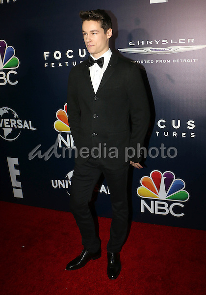 08 January 2017 - Beverly Hills, California - Quarterback Kyle Allen. NBCUniversal 74th Annual Golden Globe After Party with stars from NBC Entertainment, Universal Pictures, E! and Focus Features held at the Beverly Hilton Hotel. Photo Credit: Dylan Lujano/AdMedia