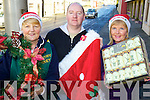 Abbeyfeale traders Gabrielle O'Brien(The Market Store), James Lee(Euro Saver) and Marian Keane(The Closet) pictured on Thursday in Abbeyfeale...+++Haven't advertised before+++