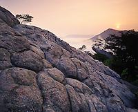 Sunrise, Appalachian Mountains, Pine Mountain State Resort Park, Pineville, Kentucky