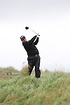 Day one of the Irish PGA championship at Seapoint Golf Club, Shane Lowry on the 10th tee...Picture Jenny Matthews/Newsfile.ie