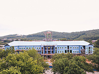 School of Business Construction