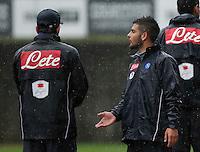 Lorenzo Insigne<br /> ritiro precampionato Napoli Calcio a  Dimaro 26 Luglio 2014<br /> <br /> Preseason summer training of Italy soccer team  SSC Napoli  in Dimaro Italy July 26, 2014