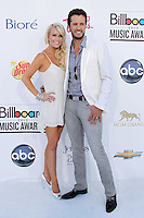 Caroline Bryan and Luke Bryan at the 2012 Billboard Music Awards held at the MGM Grand Garden Arena on May 20, 2012 in Las Vegas, Nevada. © mpi28/MediaPUnch Inc.