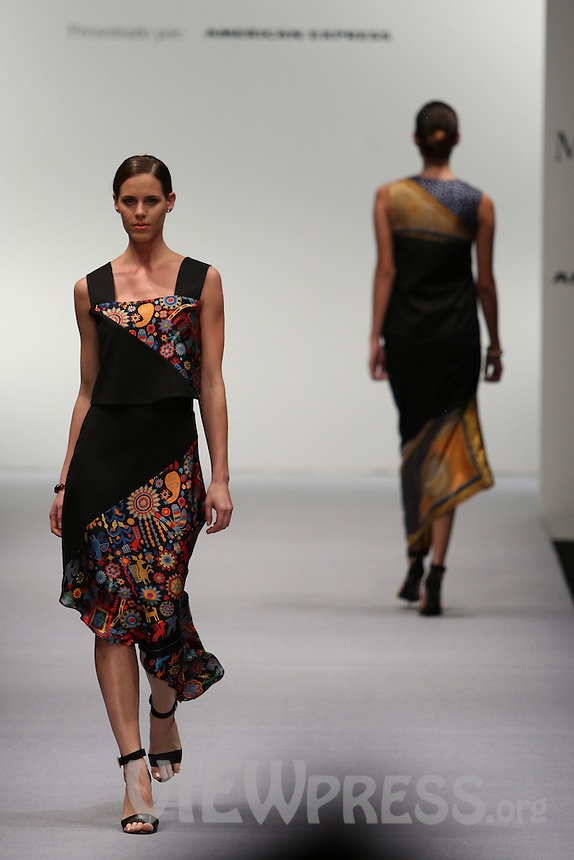 Mercedes Benz Fashion Week Mexico Spring Summer 2015 Viewpress