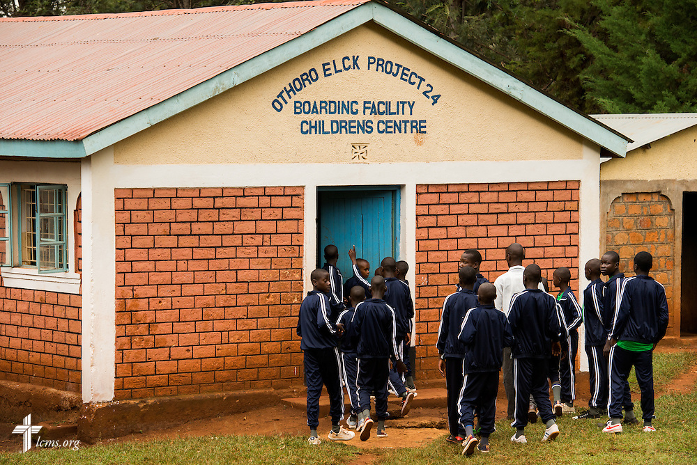 Christ's Care for Children: Kenya   LCMS Photography