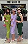 Liza Brennan, Kenmare, Josie O'Kelly, Muckross Park and Ruth Carey, Tralee at the Killarney Apres Races party in The Brehon Hotel, Killarney on Thursday night.<br /> Photo: Don MacMonagle<br /> <br /> repro free photo<br /> further info: Aoife O'Donoghue aoife.odonoghue@gleneaglehotel.com