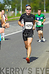 Joseph Morrison pictured at the Rose of Tralee International 10k Race in Tralee on Sunday.
