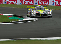 Oliver Webb (GBR), Dominik Kraihamer (AUT), Tom Dillmann (FRA) of BYKOLLES RACING TEAM (AUT) during the 2018 Silverstone - FIA World Endurance Championship at Silverstone Circuit, Towcester, England on 17 August 2018. Photo by Vince  Mignott.