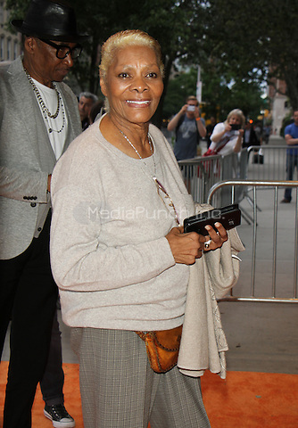 NEW YORK, NY-June 13: Dionne Warwick at  EPIX presents New York premiere of  EPIX original Documentary SERENA the Other Side of Greatness at the SVA Theatre in New York. NY June 13, 2016. Credit:RW/MediaPunch