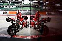 Sepang 10-02-2020 <br /> Test MotoGp <br /> Mission Window Ducati team Presentation <br /> Photo Ducati Corse Media / Insidefoto <br /> EDITORIAL USE ONLY
