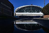 Tottenham new stadium at White Hart Lane, London, England on 3 February 2019. Photo by Vince  Mignott.