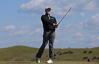 Thomas Godfrey during Round Two of the West of England Championship 2016, at Royal North Devon Golf Club, Westward Ho!, Devon  23/04/2016. Picture: Golffile | David Lloyd<br /> <br /> All photos usage must carry mandatory copyright credit (&copy; Golffile | David Lloyd)
