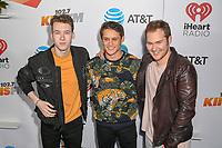 13 REASONS WHY Cast at iHeartRadio KIIS FM Wango Tango by AT&T at Banc of California Stadium 06/03/18 - Devin Druid, Timothy Granaderos Justin Prentice