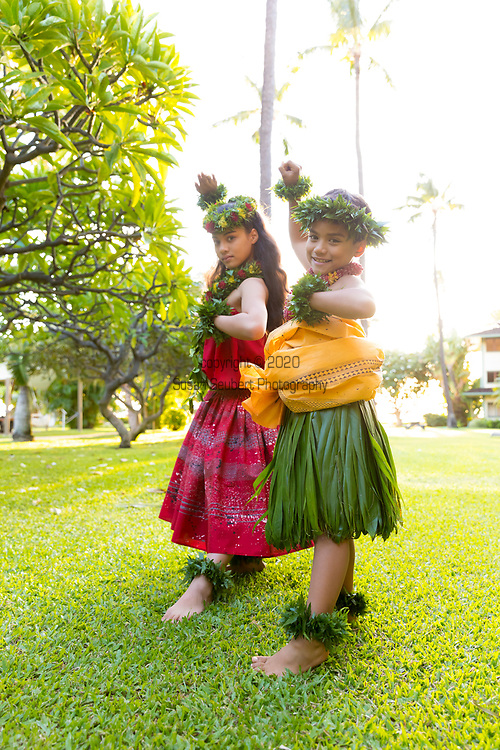 Kaanapali Beach Hotel, Lahaina, HI, USA The Hula O Na Keiki is a traditional Hula Festival at the Kaanapali Beach Hotel on the island of Maui, Lahaina, HI, USA