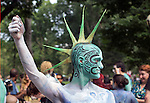 body painting New York