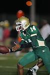 Carson  Colts vs Long Beach Poly (CIF Southern Section).#14 - Morgan Fennell.Veteran Memorial Stadium.Long Beach, California  21 Sept 2007.KN1R6271.JPG.CREDIT: Dirk Dewachter
